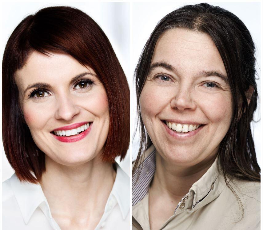Elisabeth Lian Haugsdal og Elisabeth Torkildsen