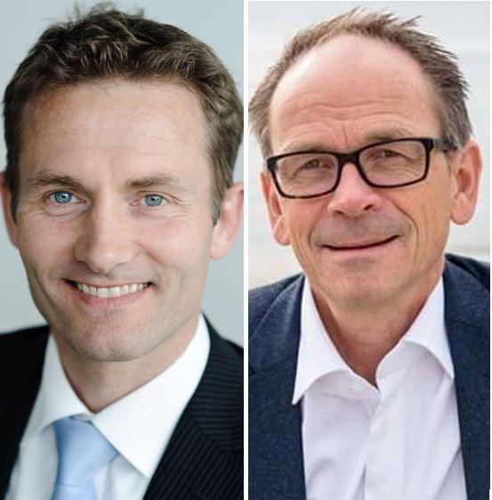 Håvard Moe og Lars Petter Maltby