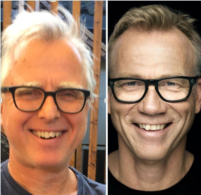 Fred Hauge og Petter Gulli
