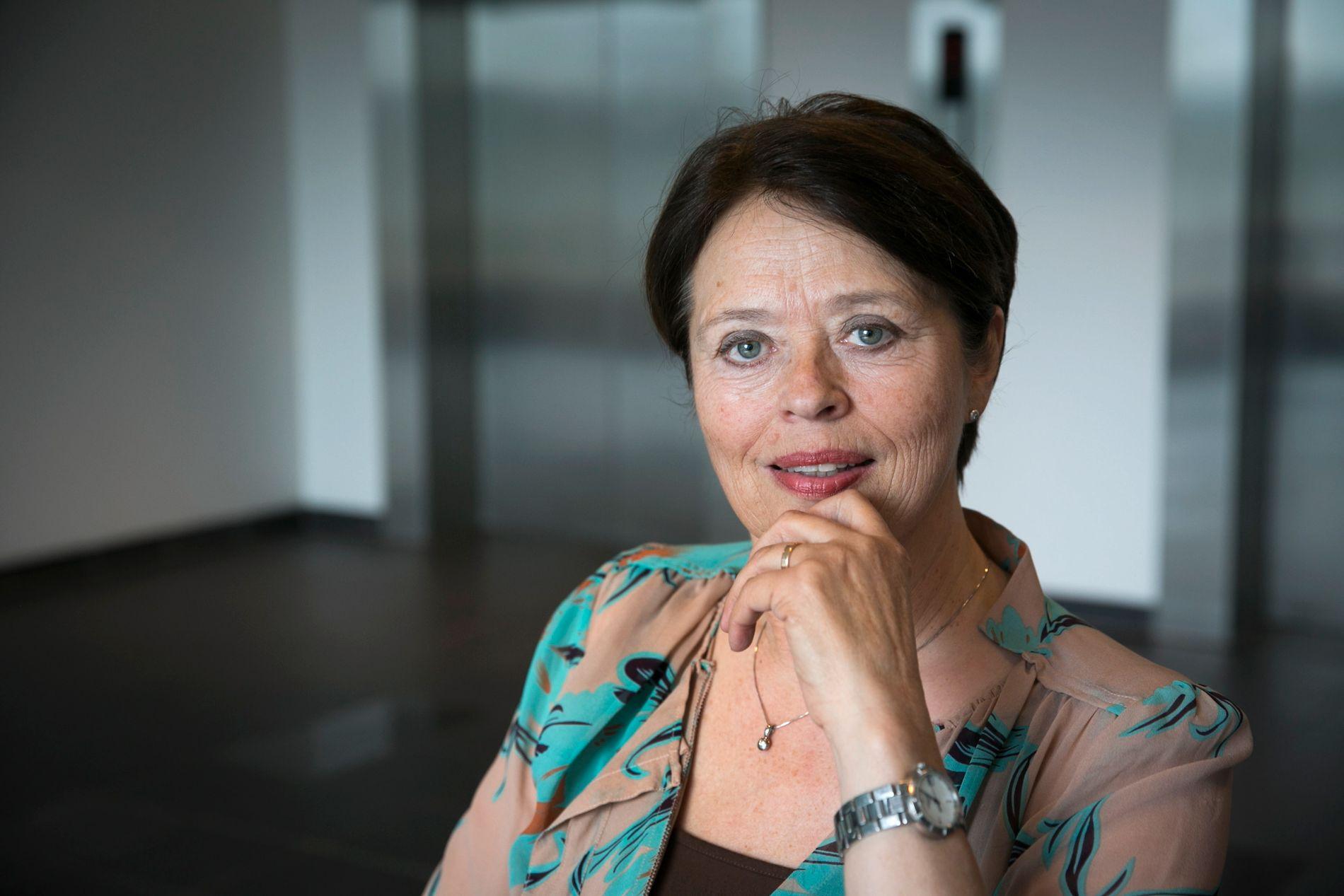 FÅR KRITIKK: Seniorrådgiver og tidligere avdelingsdirektør Bente Fredheim i Utdanningsetaten ble satt på arbeidet med å bedre ytringskulturen i Osloskolen. Det har ikke gått upåaktet hen.