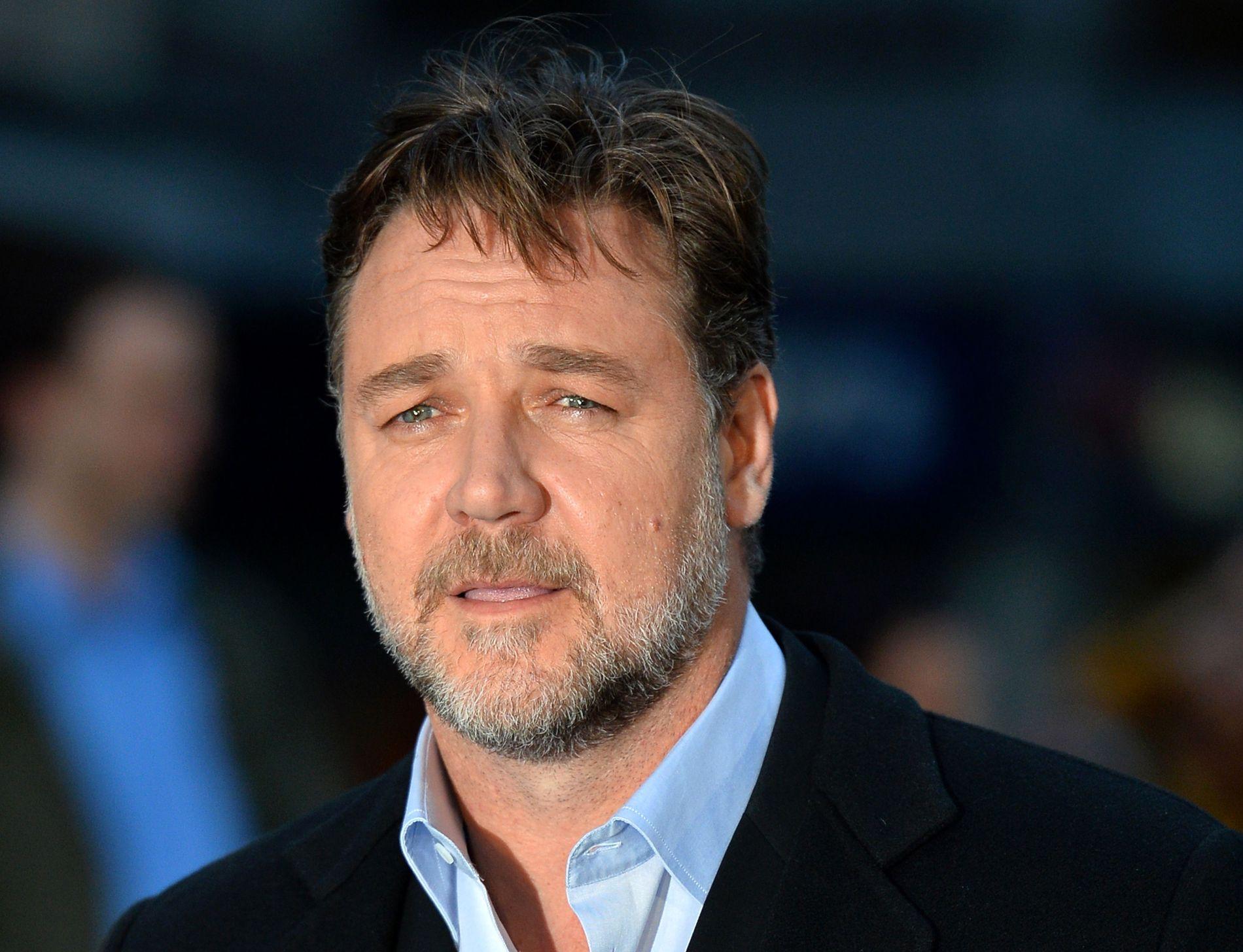 «BIZARR OG MUSIKALSK»: Russell Crowe måtte tåle hard kritikk for sin tale under en prisutdeling i Australia denne uken.