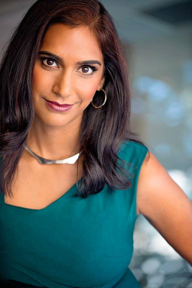 PROFIL: Asha Rangappa har erfaring som FBI-agent og jurist, og mener Donald Trump har alvorlige problemer.