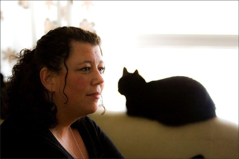FORFATTER: Kristin Oudmayer, forfatter og blogger, er også med i VGs ekspertpanel om mobbing. Foto: Jan Petter Lynau