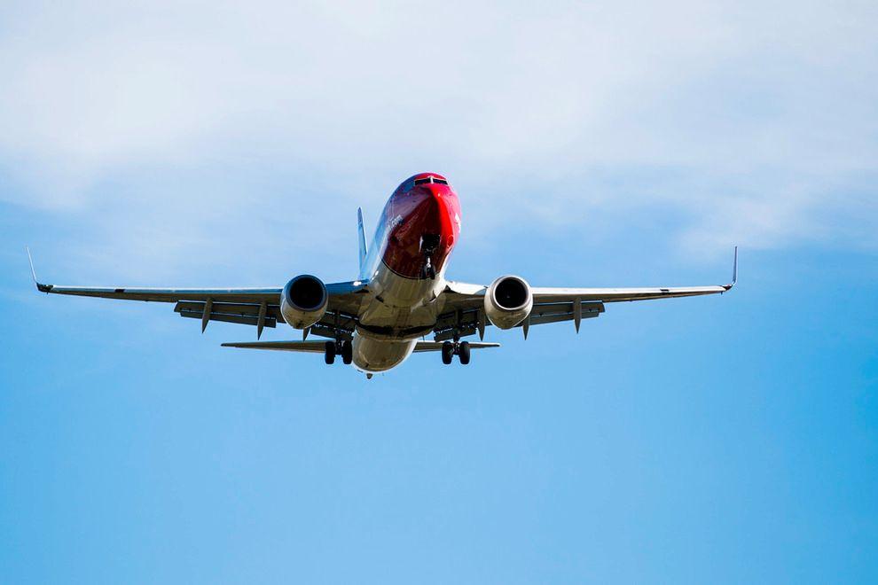 FLEST KLAGER: Forbrukerrådet har mottat flere klager på Norwegian enn noen andre flyselskaper hittil i  2017