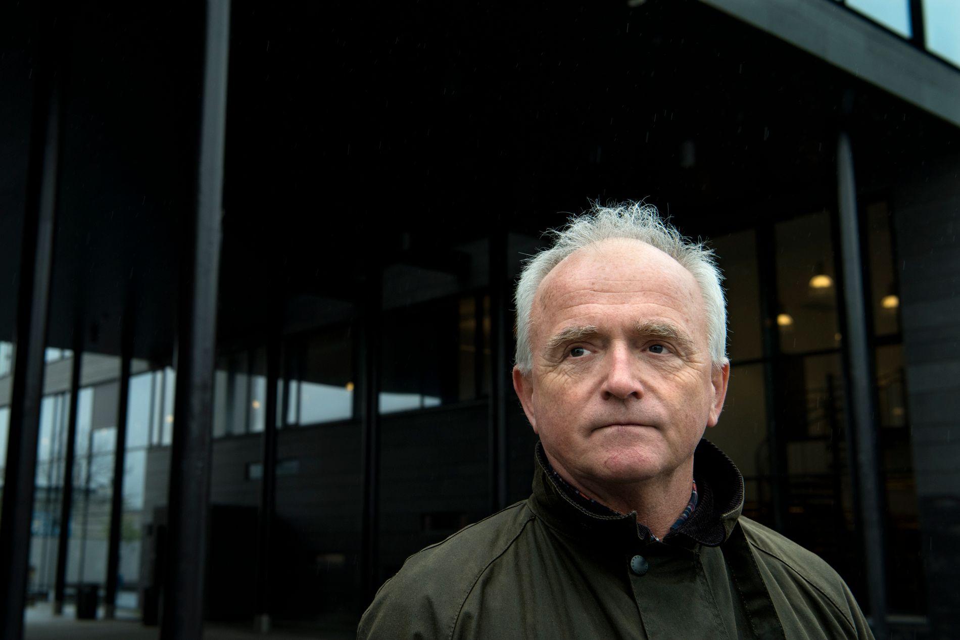 REAGERER: Hovedverneombud Einar Osnes reagerer på at Oslo kommunes varslingsråd fikk se en redigert versjon av konklusjonen til konsulentselskapet Tinia.