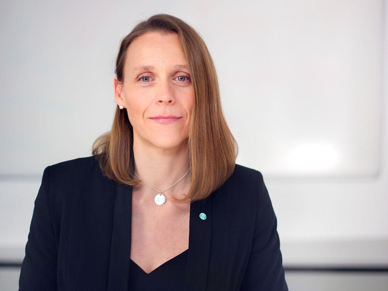 President i Tekna Lise Lyngsnes Randeberg