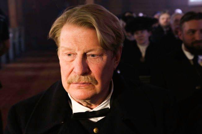 SPILLER EVAS FAR: Den svenske skuespillerveteranen Rolf Lassgård har en stor rolle i «Løvekvinnen»