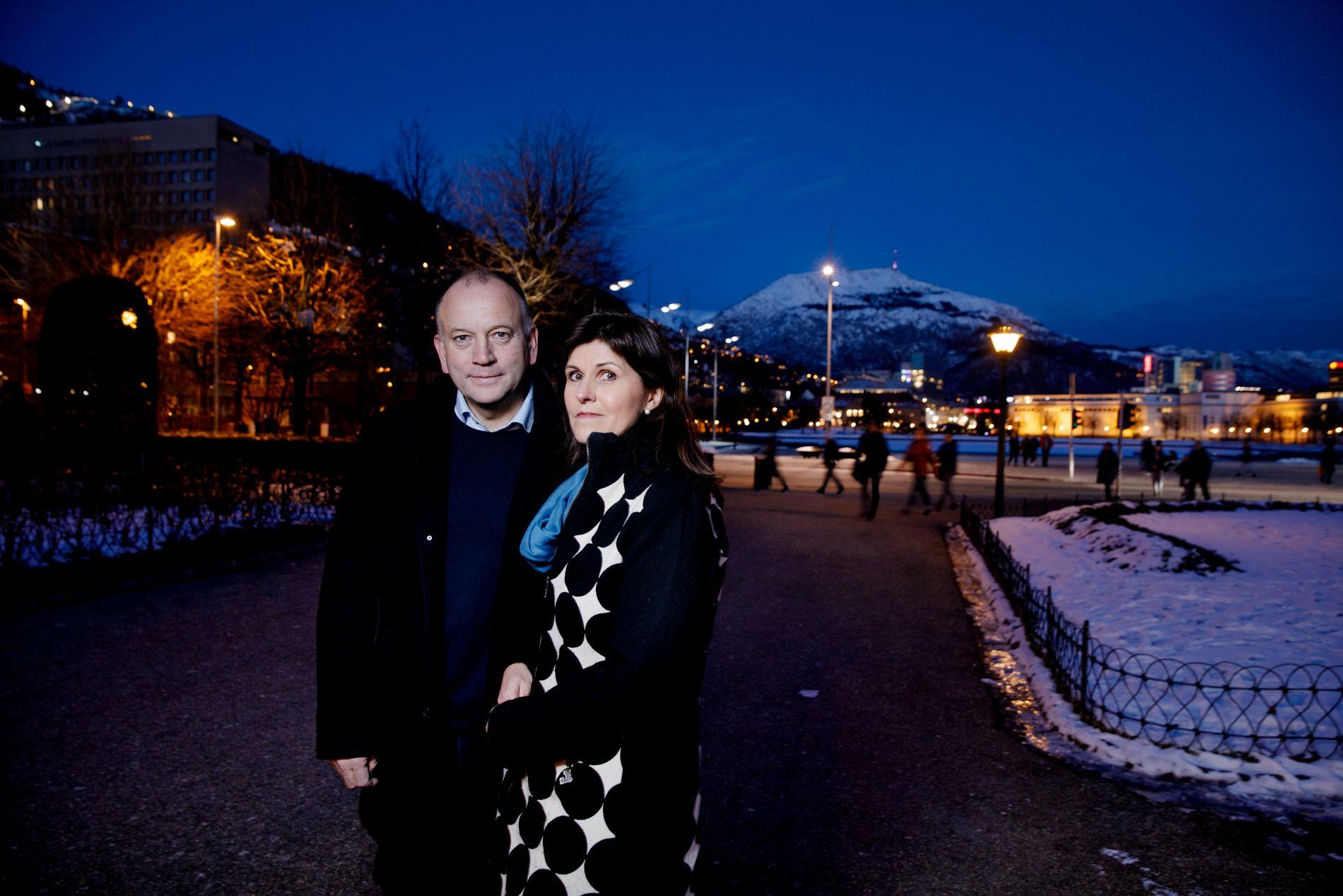 MELDTE SEG UT AV PARTIET: Tomas Moltu (48) og Marita Moltu (49) har begge meldt seg ut av KrF etter lang fartstid i partiet. De mener KrF har utviklet en ukultur, og sliter med åpenhet rundt politiske veivalg.