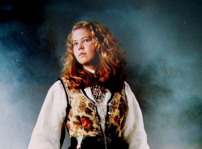 KONFIRMANT: Birgitte Tengs (17) ble drept på Karmøy i 1995.