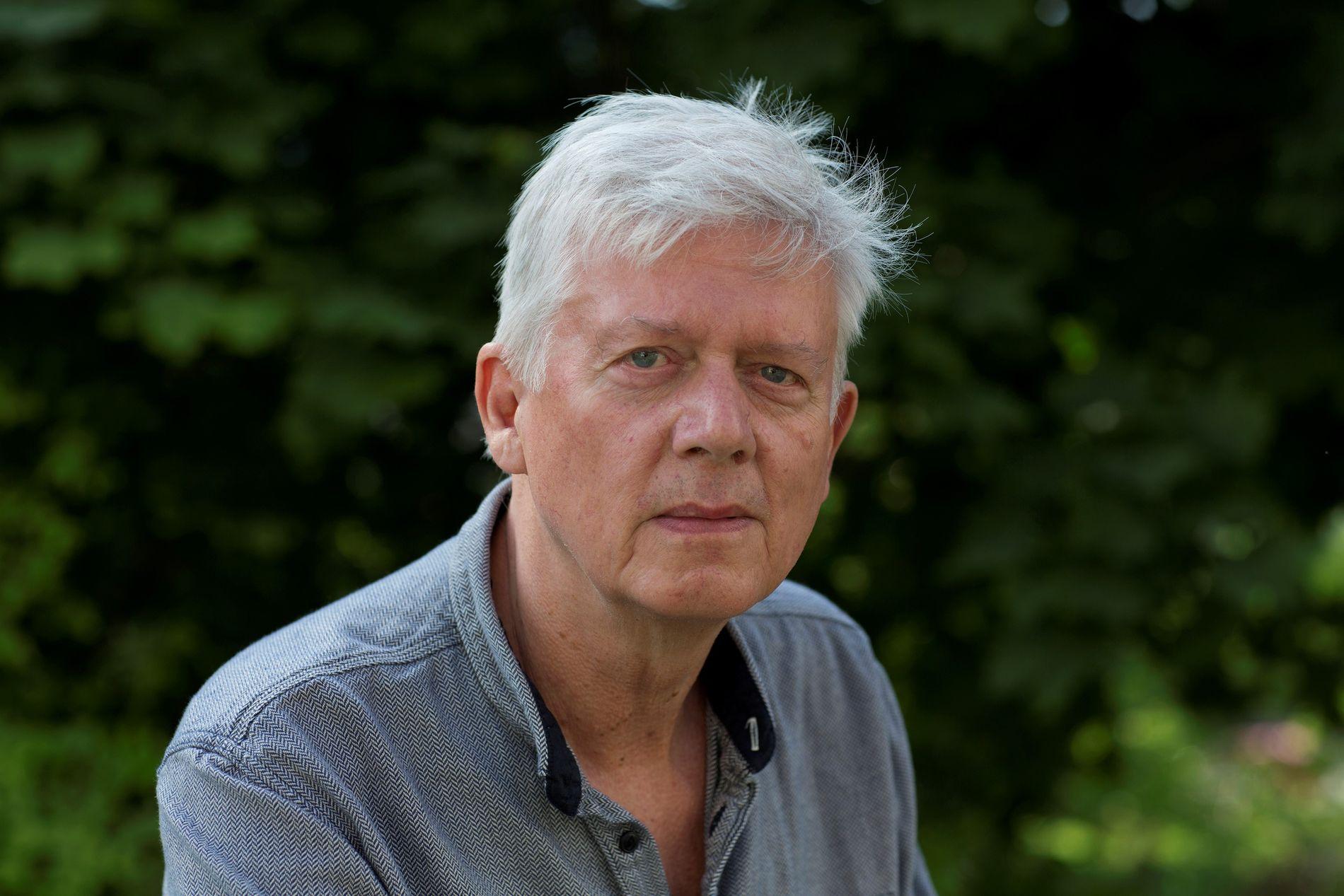 NYTT FORLAG: Chris Tvedt gikk fra Cappelen Damm til Gyldendal og er nå ute med sin første krim på nytt forlag.