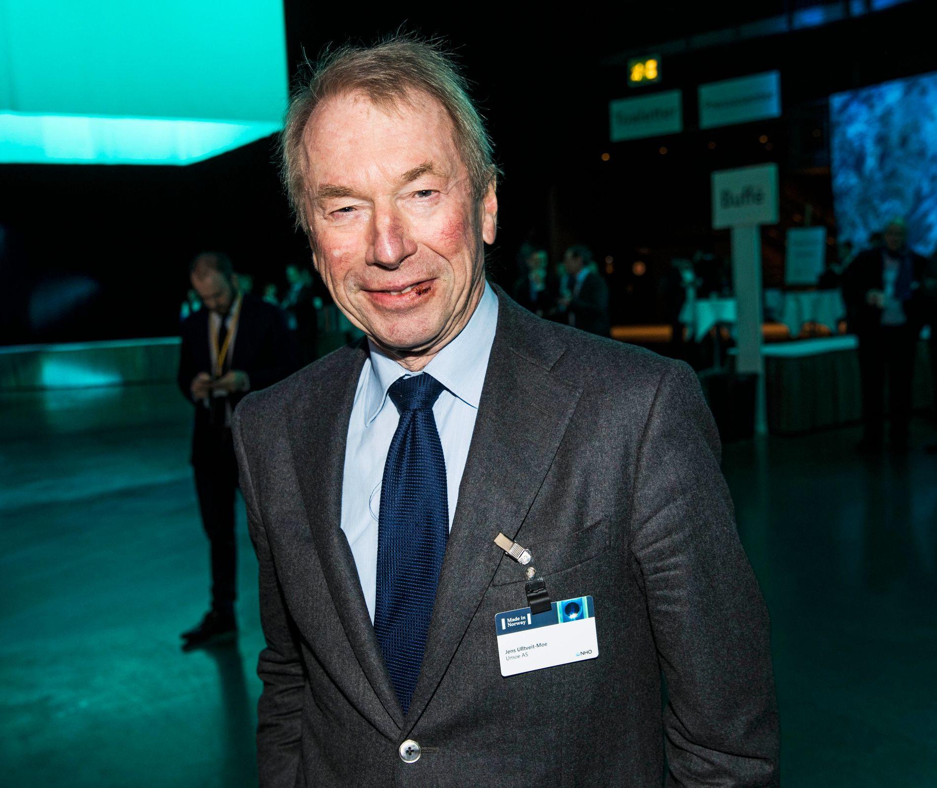 14770aa3 URO PÅ VERDENS BØRSER: Investor Jens Ulltveit-Moe er ikke bekymret for den  markante nedgangen på Oslo Børs. Foto: Hansen, Frode