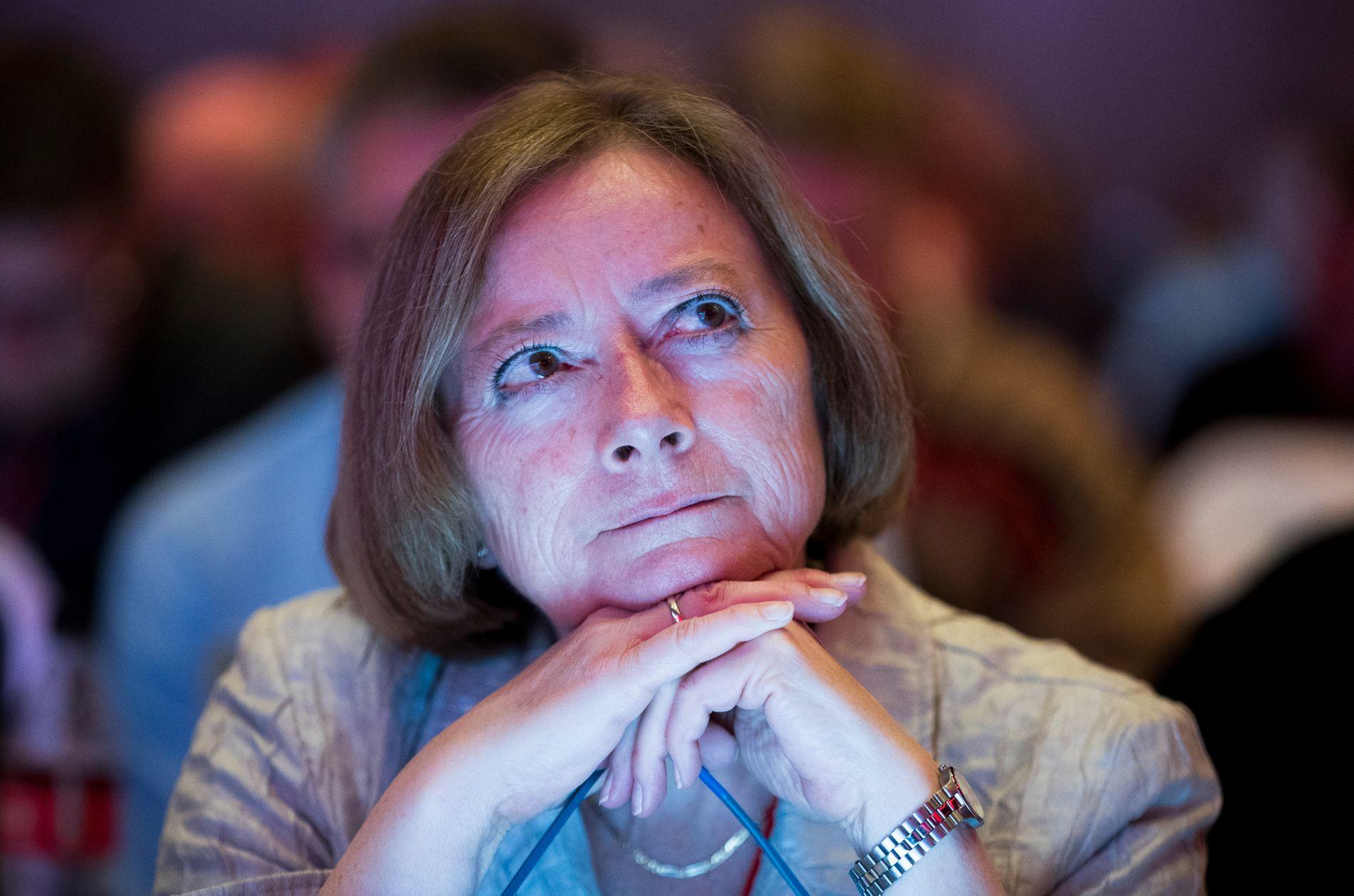 OPPGITT: Lise Christoffersen (Ap) mener Høyre i Drammen setter store og lenge planlagte samferdselssatsinger i spill ved å plutselig si nei til bomring rundt byen.