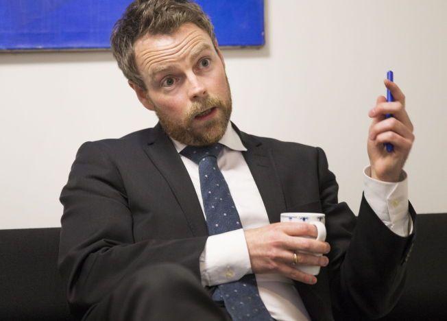 INNFØRER TAK PÅ FRAVÆR: Kunnskapsminister Torbjørn Røe Isaksen.