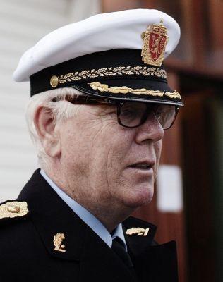 GIR VARSLERSTATUS: Politimester Geir Gudmundsen i Hordaland politidistrikt.