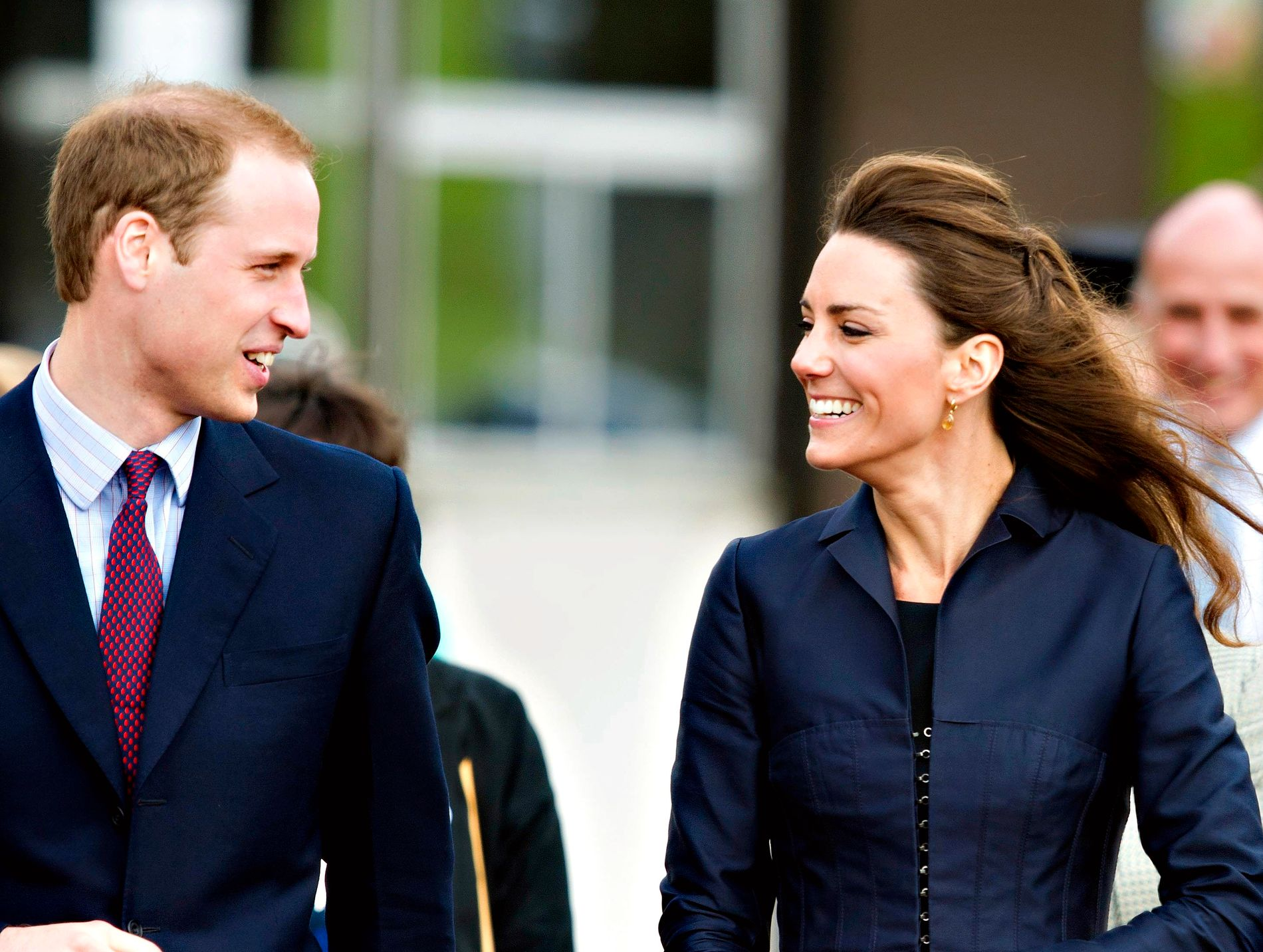 KOMMER TIL OSLO: Prins Willam og hertuginne Kate