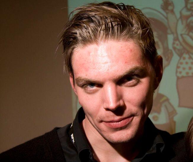 SATIRIKER: Hushumorist Jørgen Strickert i NRK P2 har pådratt seg de salongkonservatives vrede.