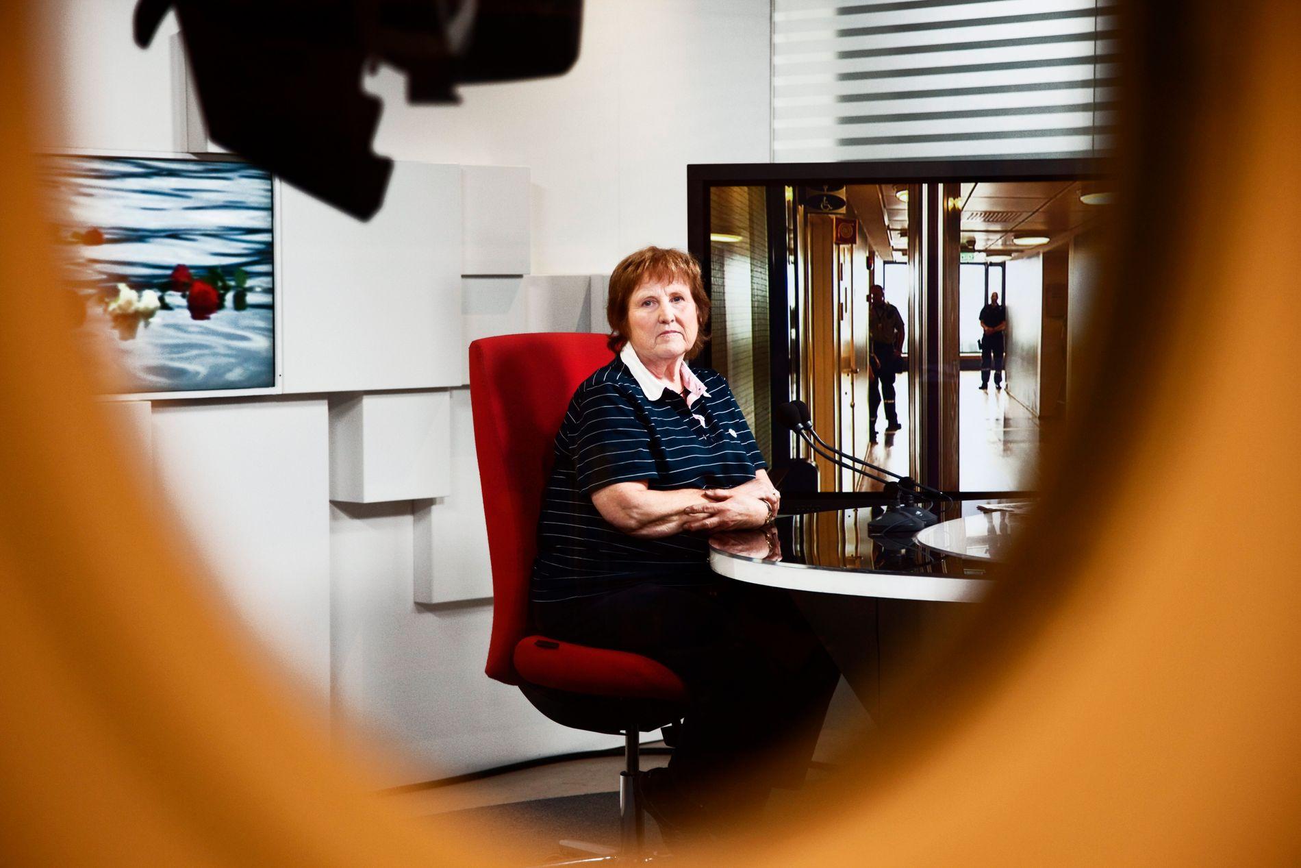 EKSPERT: Voldsforsker i politiet, Ragnhild Bjørnebekk. FOTO: KARIN BEATE NØSTERUD/VG