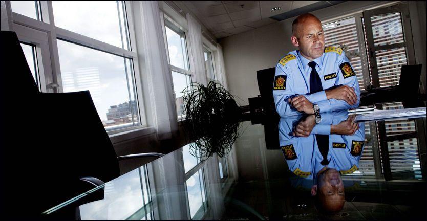 PERMISJON: Politidirektør Øystein Mæland blir borte fra Politidirektoratet de neste fem månedene. Foto: Henning Carr Ekroll