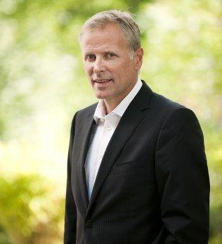 - USERIØST: Administrerende direktør i First House, Per Høiby, mener kritikken fra konkurrenten Hans Geelmuyden er useriøs. Foto: First House