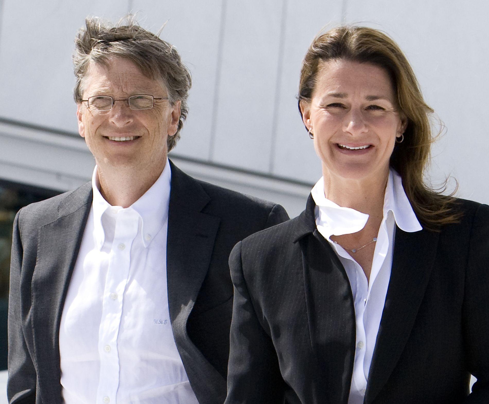 Bill og Melinda Gates skal ha blitt enige om avtale før de annonserte skilsmissen