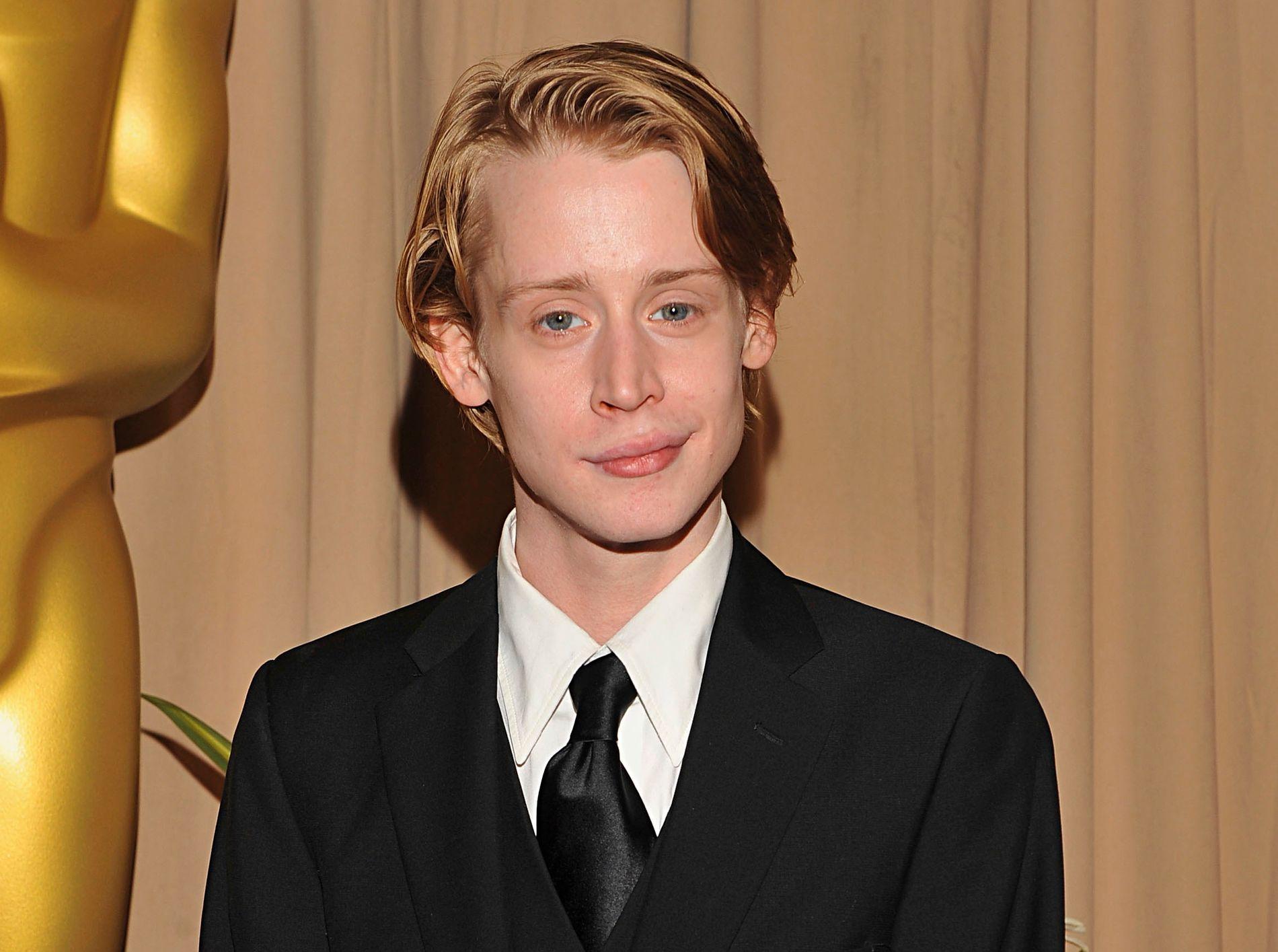 2010: Macaulay Culkin er regnet som den største barnestjernen på 90-tallet, men trakk seg senere tilbake fra rampelyset. Her fra Oscar-utdelingen i 2010.