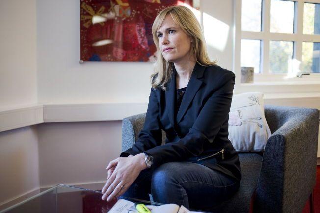 BEKYMRET: Barneombud Anne Lindboe mener samfunnet har undervurdert hvor alvorlig mobbing kan oppleves for barn.