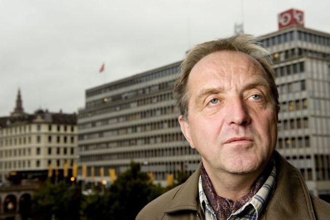 19-JUNI: Roy Pedersen, leder i  LO Oslo, varsler demonstrasjoner mot statråd Robert Eriksson.