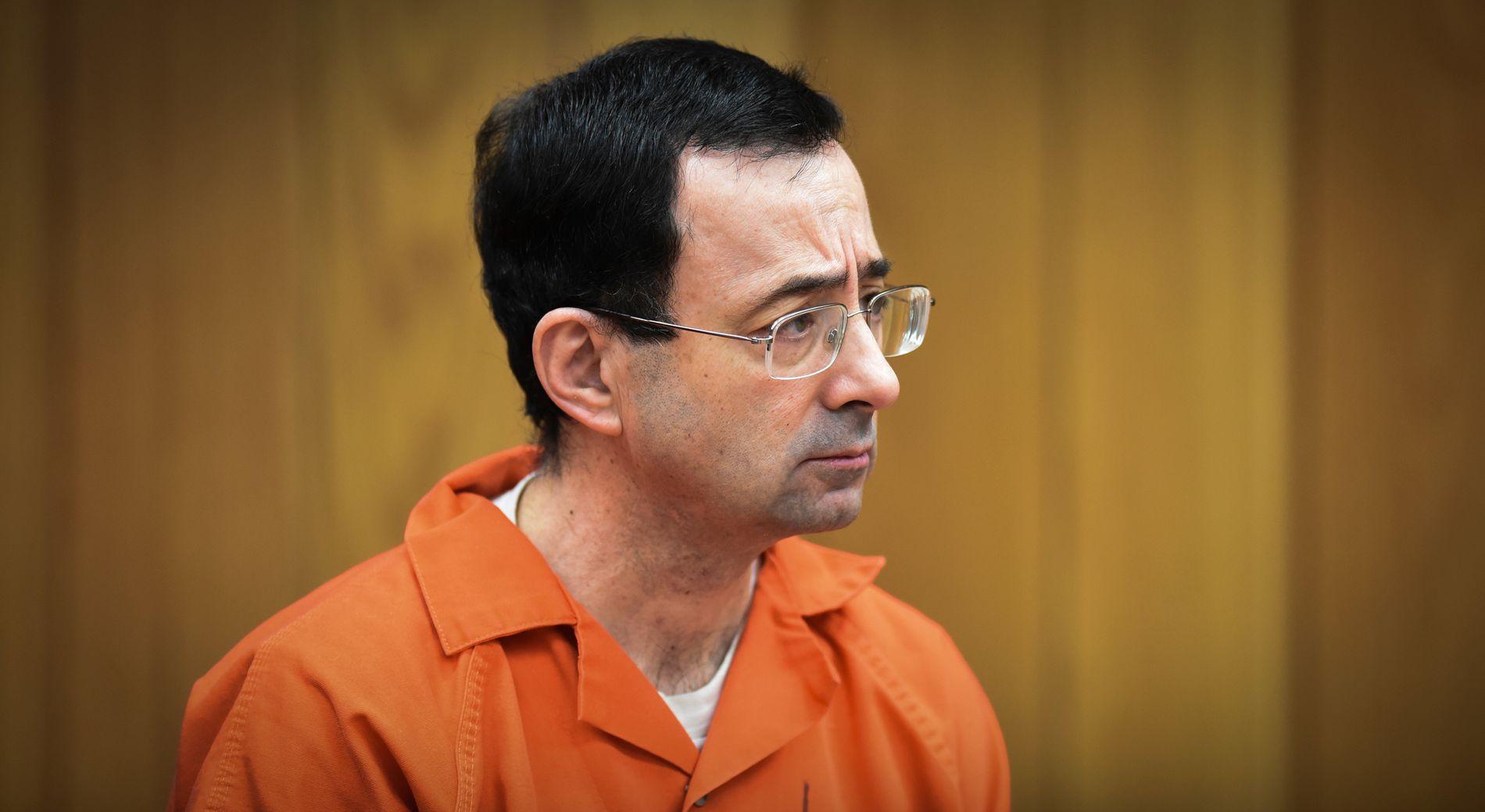 INNELÅST PÅ LIVSSTIL: Turnlegen Larry Nassar skal ha misbrukt jenter i forbindelse med medisinske undersøkelser.