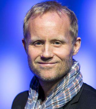 KJENNER ENGELSK FOTBALL GODT: TV 2s Øyvind Alsaker.