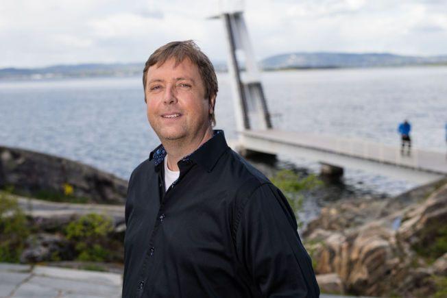 PÅ'N IGJEN: Programleder Tore Strømøy skal være med på NRKs sommerbåt MS «Sjøkurs» igjen. Han var også med i 2013.