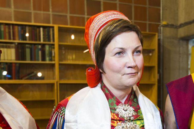 ALVORLIG: Forskning viser at samiske kvinner er mer utsatt for vold enn etnisk norske kvinner. Sametingets president, Aili Keskitalo, tar funnene alvorlig og mener at årsakene til dette må undersøkes.