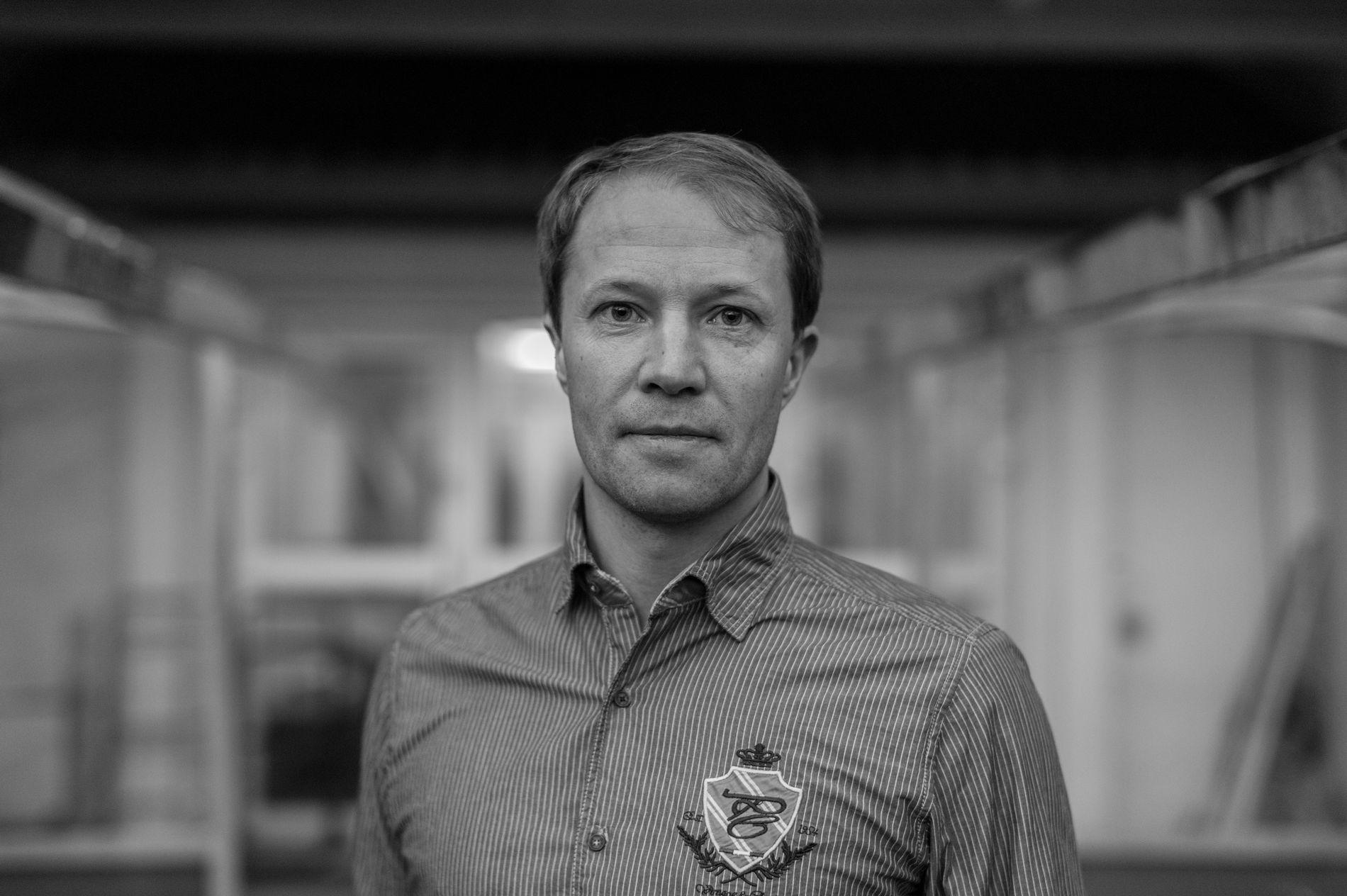 DØD: Arild Berg.