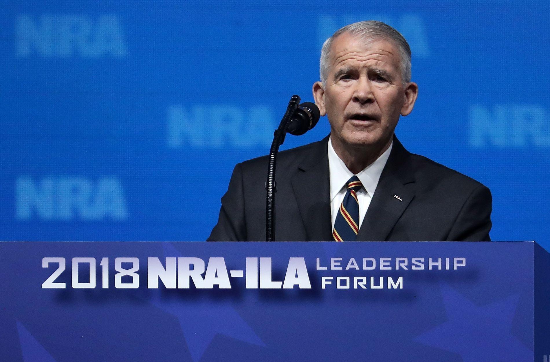 OMSTRIDT: Tidligere Det hvite hus-rådgiver, og Vietnam-veteran blir ny leder for den omstridte våpenorganisasjonen.