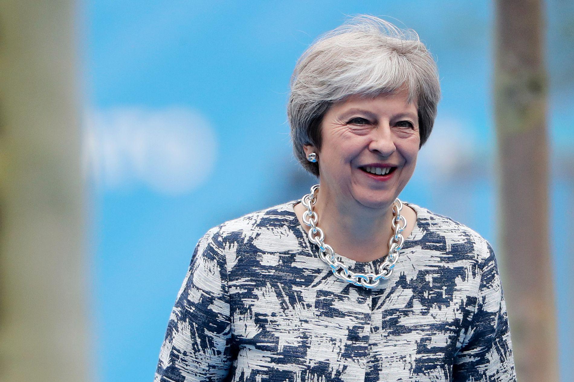 MAYDAY: Ifølge The Spectator har ikke Theresa May foreløpig nok stemmer i parlamentet for å få flertall for sin plan, selv om hun blir enig med EU.