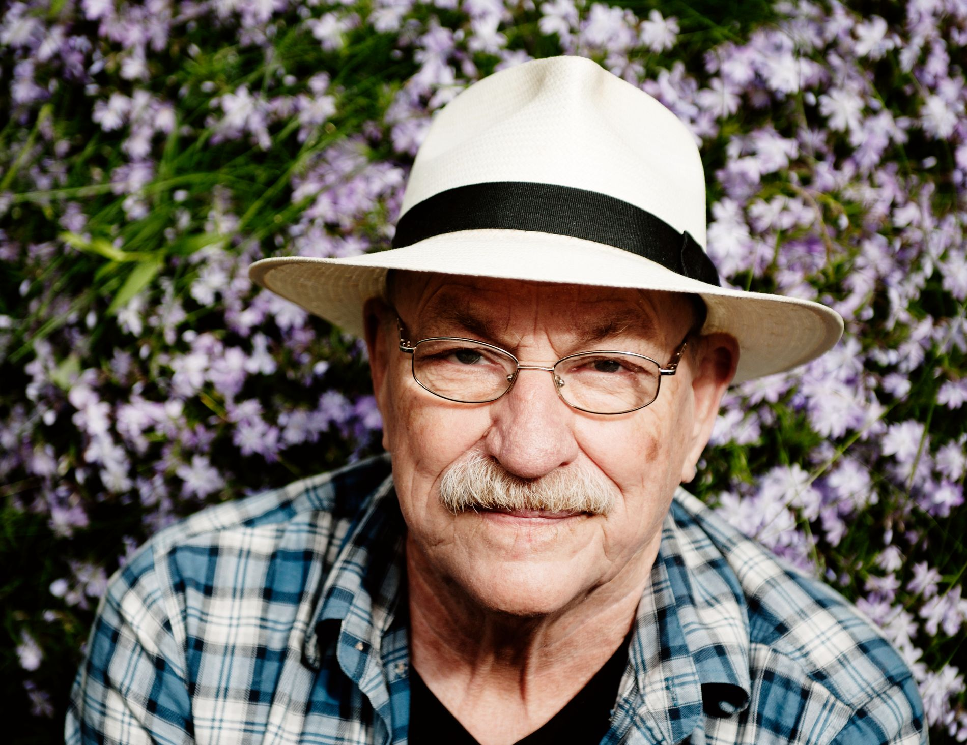 SKREVET I HEMMELIGHET: Gert Nygårdshaug (72) overrasker alle med en oppfølger til «Mengele Zoo» (1989), «Himmelblomstreets muligheter» (1995), og «Afrodites basseng» (2003) og «Chimera» (2914). De fire bøkene har et totalopplag på 450.000 eksemplarer.