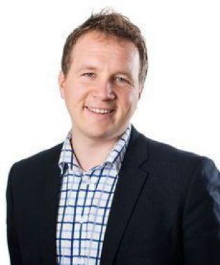 TAUS: Filip Rygg er styreleder i stiftelsen Betanien.