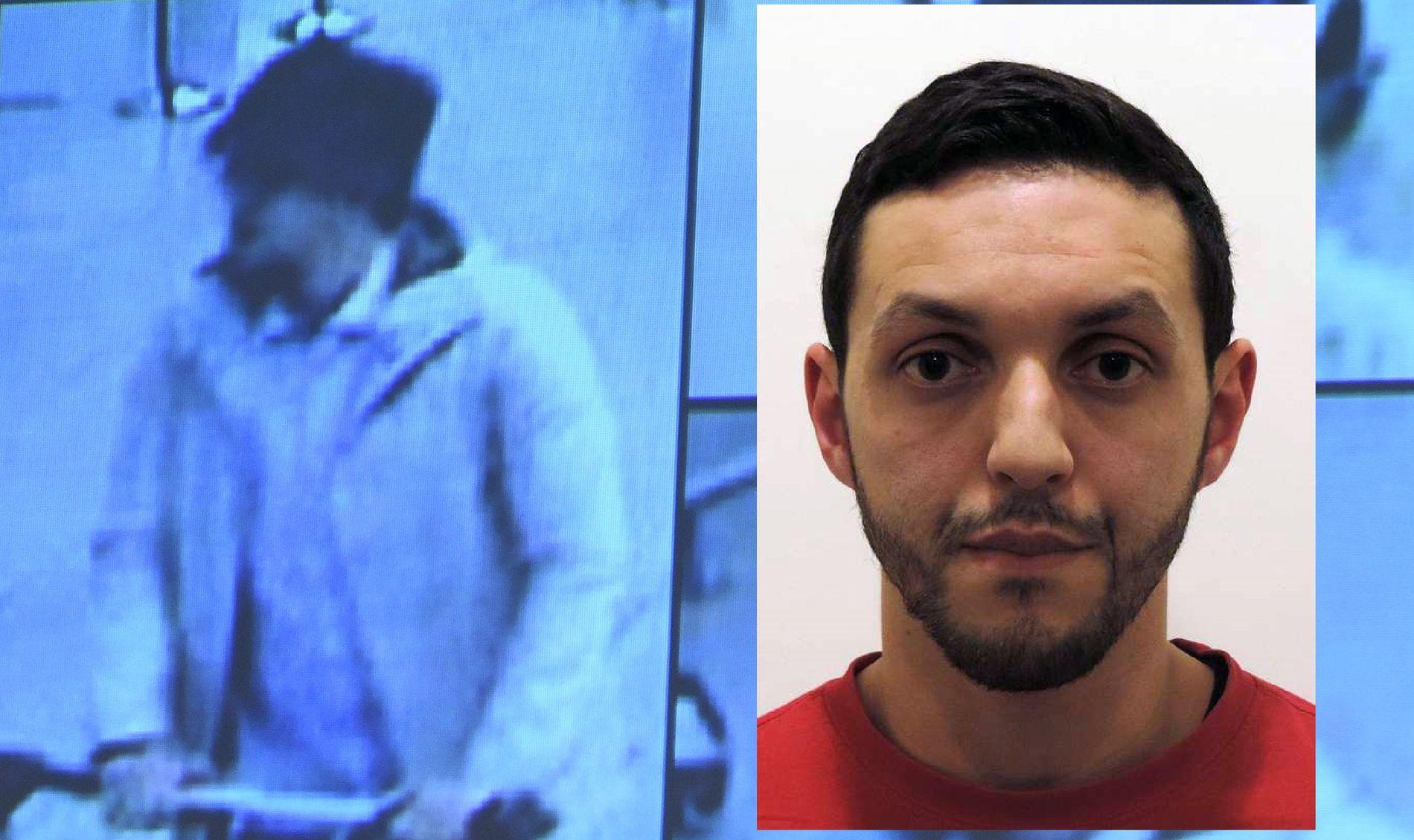 MANNEN MED HATT: Terrorsiktede Mohamed Abrini (31) knyttes til terrorangrepene både i Paris og i Belgia. Nå har han innrømmet at det er han som ble fanget på overvåkningskameraene på flyplassen i Brussel.