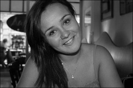 TOK AVGJØRELSEN SELV: Da Marielle var 18 år bestemte hun seg for å bli organdonor. Det fikk foreldrene vite etter at de hadde tatt avgjørelsen på hennes vegne. (Foto: PRIVAT)