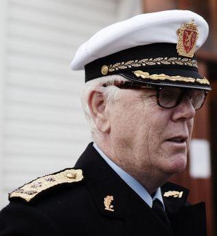 POLITIMESTER: Geir Gudmundsen i Hordaland.