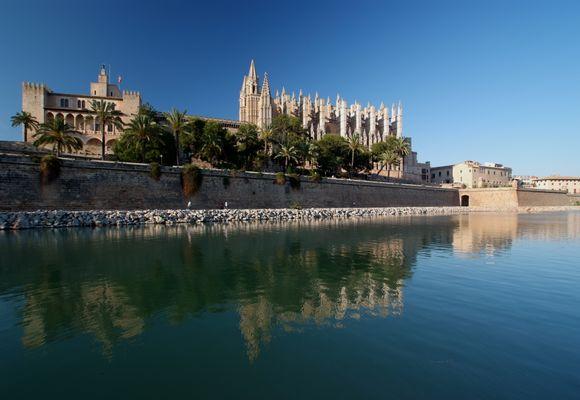 En dag i Palma de Mallorca