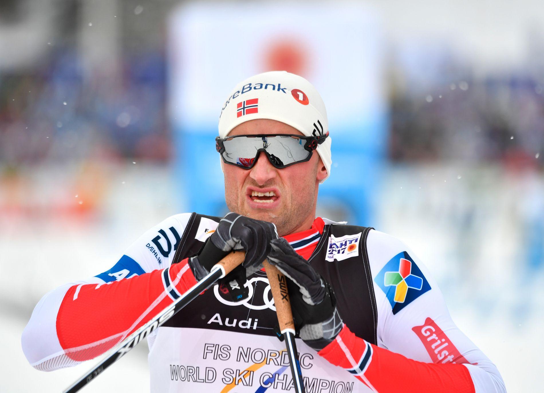 OL I FARE: Sannsynligheten for at Petter Northug blir å finne i OL blir bare mindre og mindre.