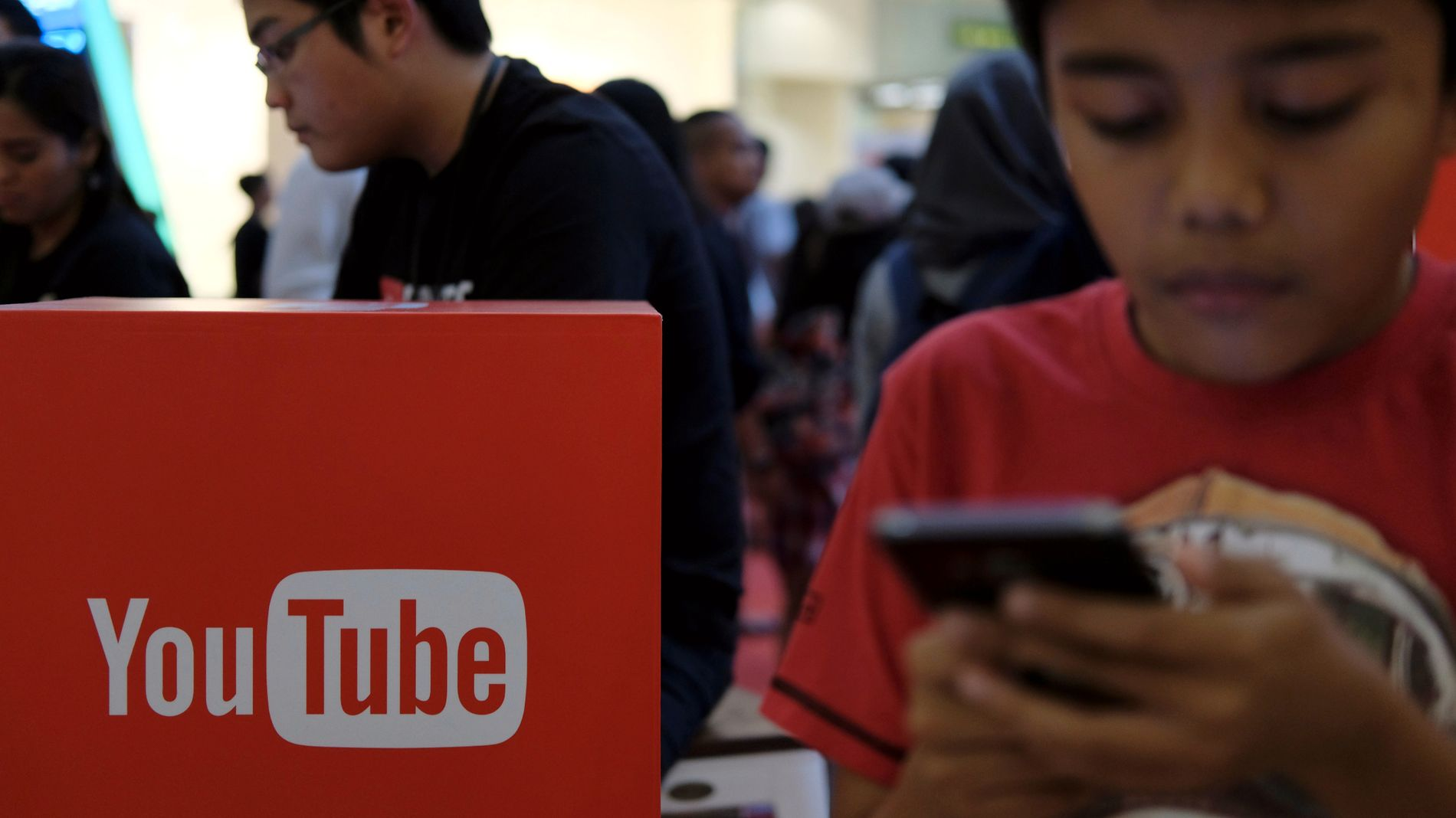 REKORDBOT: Ifølge amerikanske myndigheter tjente Youtube millioner av dollar på å bruke informasjon om barn i rettet markedsføring. FTC har aldri delt ut en større bot i en sak som omhandler barns personvernrettigheter.