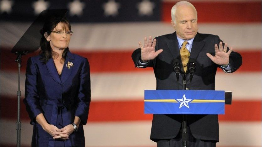 6f17f0b1 Cheney: - Sarah Palin var en bommert