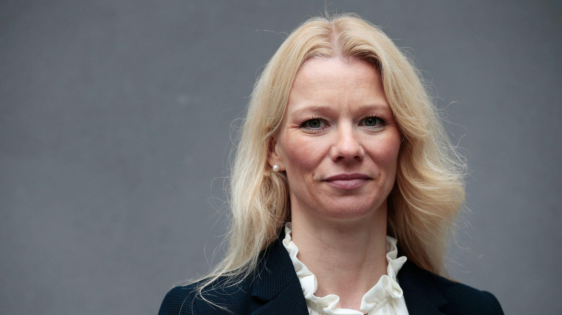 STOPP: Sjeføkonom Kari Due-Andresen i Handelsbanken tror Øystein Olsen og Norges Bank ikke vil klare å sette renten videre opp etter torsdagens beslutning.