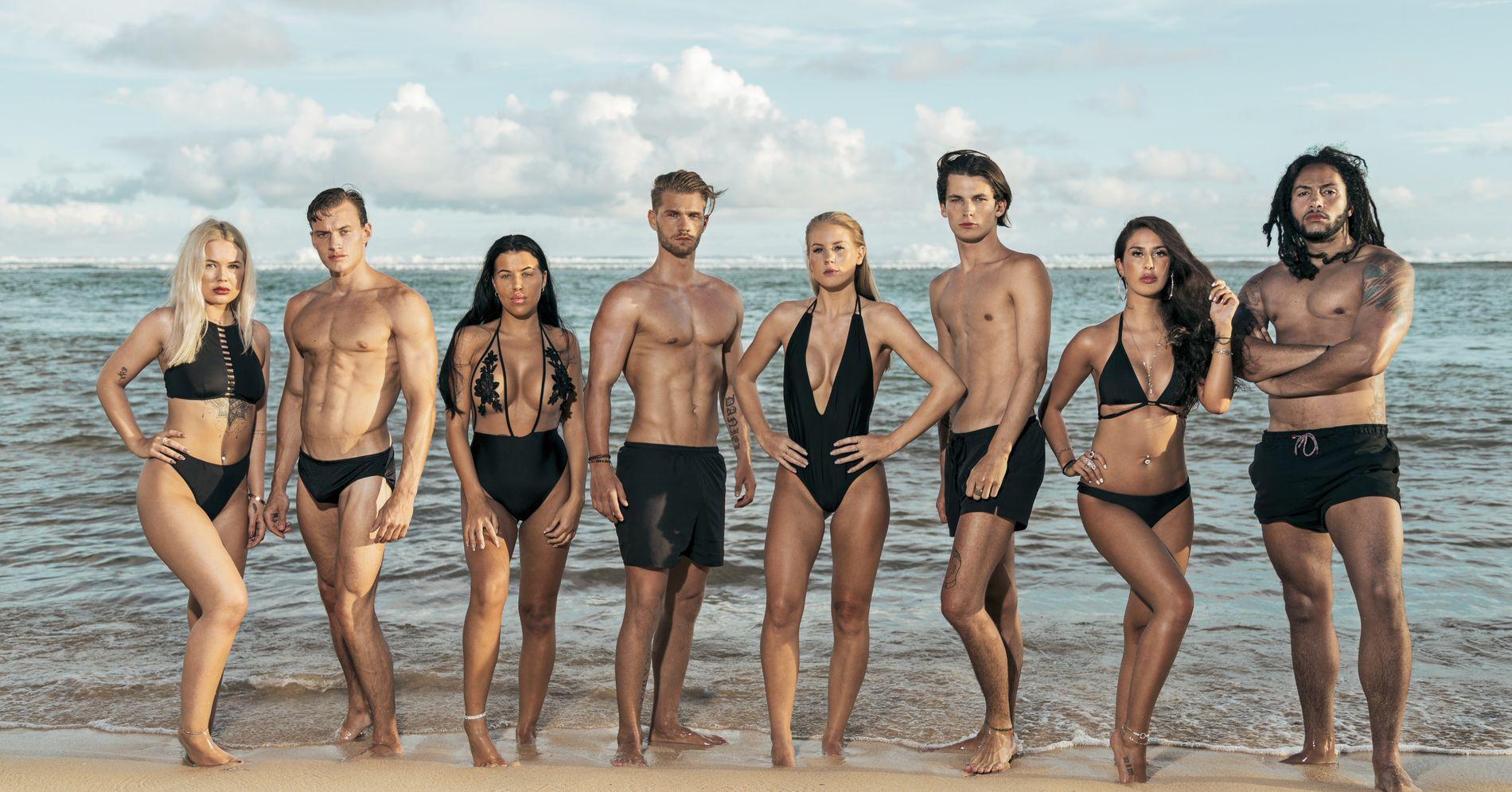 SKANDALE-SERIE: Reality-programmet «Ex on the beach» skaper både overskrifter og strømme-rekorder.