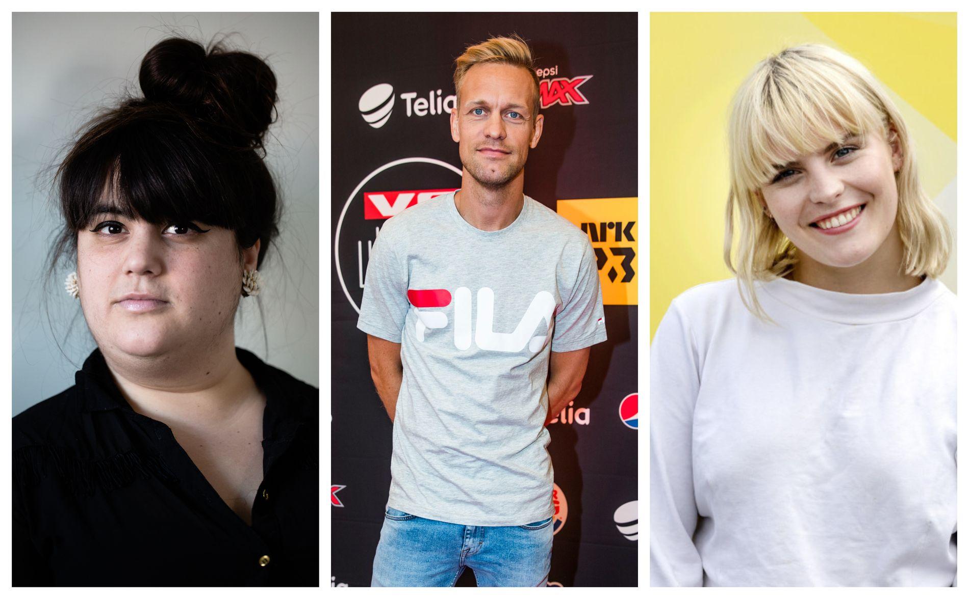 KRITISKE: – Mads Hansen hylles av norske medier som den viktigste stemmen i dagens kroppsdebatt, til tross for at han åpner for personhets i sosiale medier, skriver Ulrikke Falch og Carina Carlsen i dag.