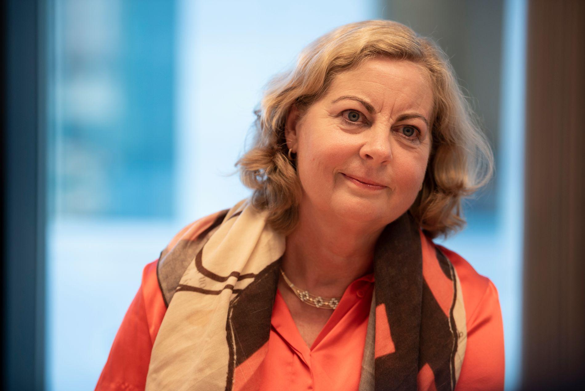 TID: Berit Svendsen sluttet i Telenor og leder nå VIPPS internasjonale satsing.