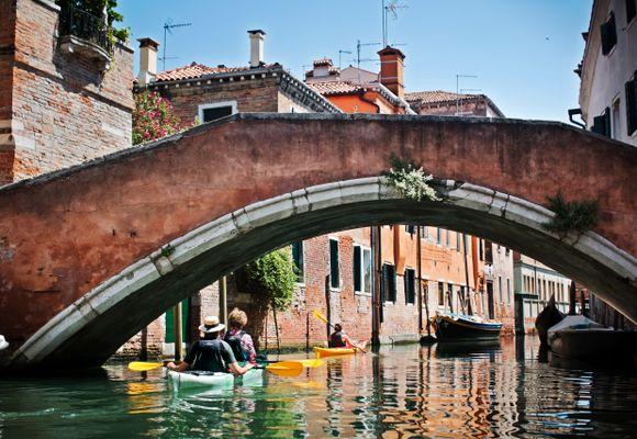 Venezia forbyr fritidsbåter i hovedkanalen
