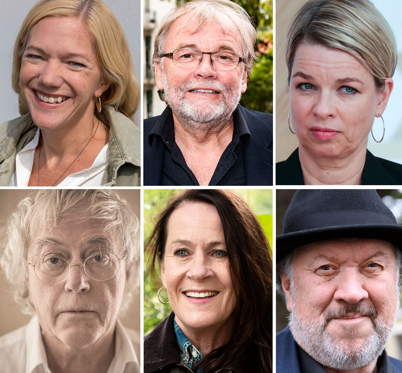 20 norske forfattere og kulturpersoner med marsjordre til Erna Solberg: Hent barna hjem!