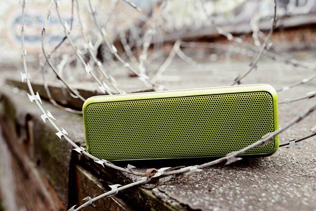 SMART PÅ TUR: Modell Sony SRS-XB3 er best i testen utført av Lyd & Bilde.